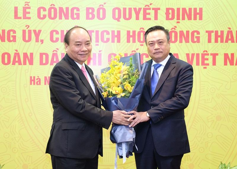 Thủ tướng giao nhiệm vụ cho tân Chủ tịch PVN Trần Sỹ Thanh