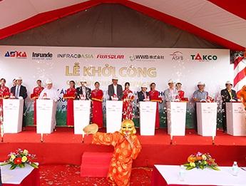 Khởi công dự án điện mặt trời lắp mái kết hợp nông nghiệp tại Khánh Hòa