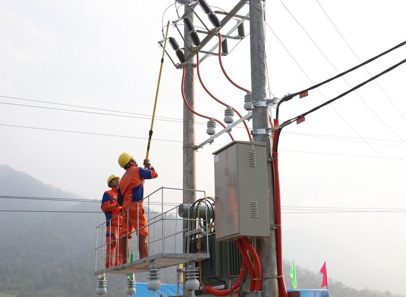 157 hộ dân vùng sâu tỉnh Thanh Hóa có lưới điện quốc gia