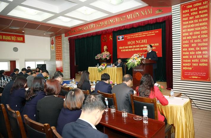 Quacontrol tổ chức thành công hội nghị Người lao động năm 2021