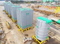 Doosan Vina xuất khẩu thiết bị hóa dầu sang Thái Lan