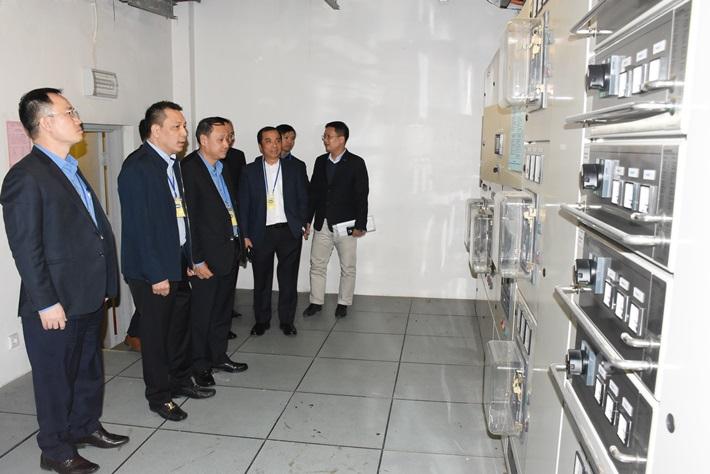 Công tác chuẩn bị đảm bảo điện phục vụ Đại hội Đảng XIII