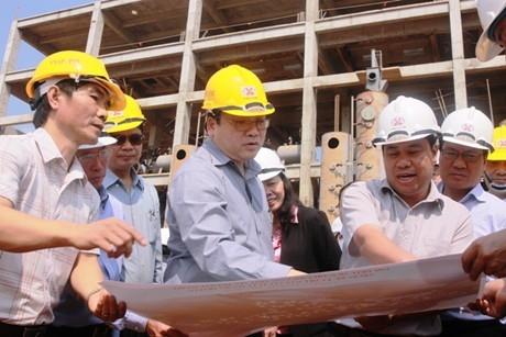 Mục tiêu của dự án Alumin Nhân Cơ là hiệu quả và an toàn