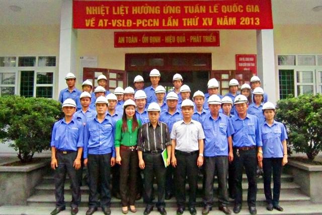 Quacontrol: Tăng cường văn hóa an toàn vệ sinh lao động