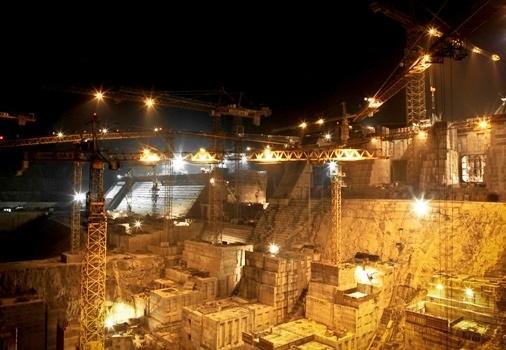 Dự án thủy điện Lai Châu có thể về đích sớm