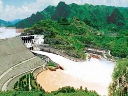 Trên 3 tỷ m3 nước hồ thủy điện cấp cho vụ Đông Xuân