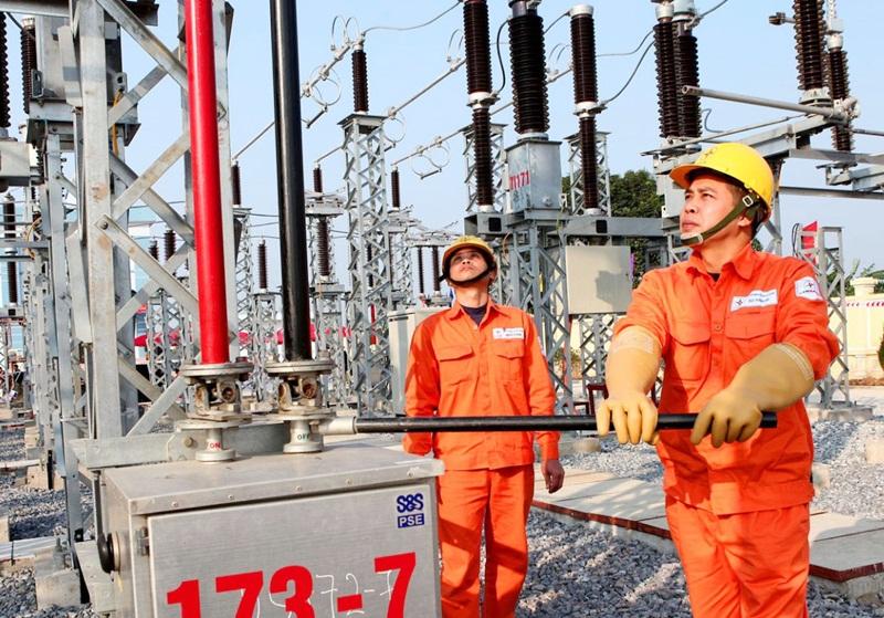 NPC đẩy nhanh tiến độ các dự án cấp điện mùa nắng nóng