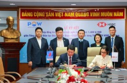 PV Power and HSBC signed a credit contract worth VND 1,400 billion