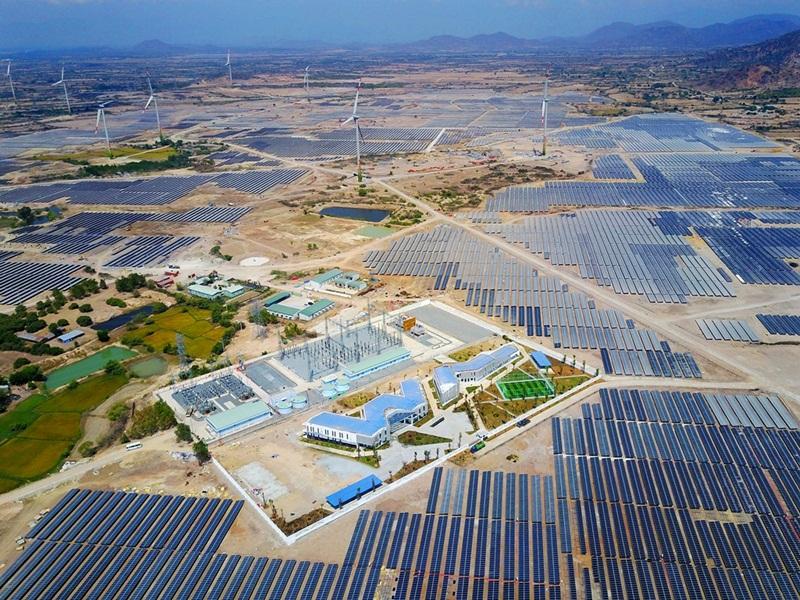 Dự án điện gió Trung Nam được điều chỉnh tăng quy mô công suất
