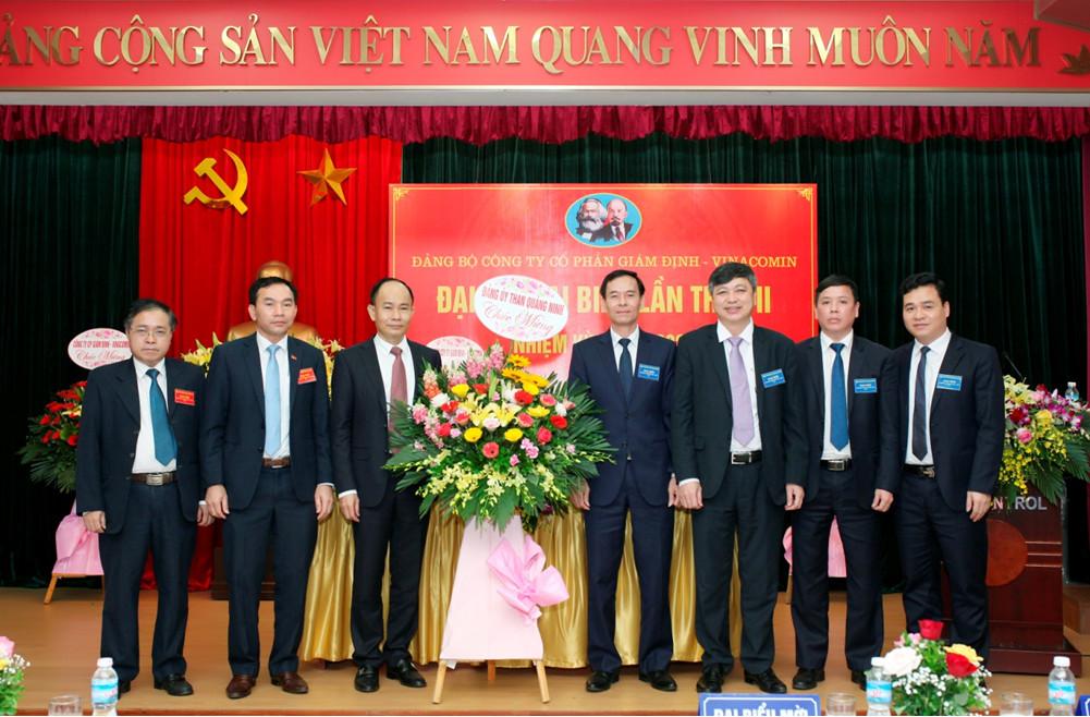 Đảng bộ Công ty Cổ phần Giám định-Vinacomin tổ chức thành công Đại hội lần VII