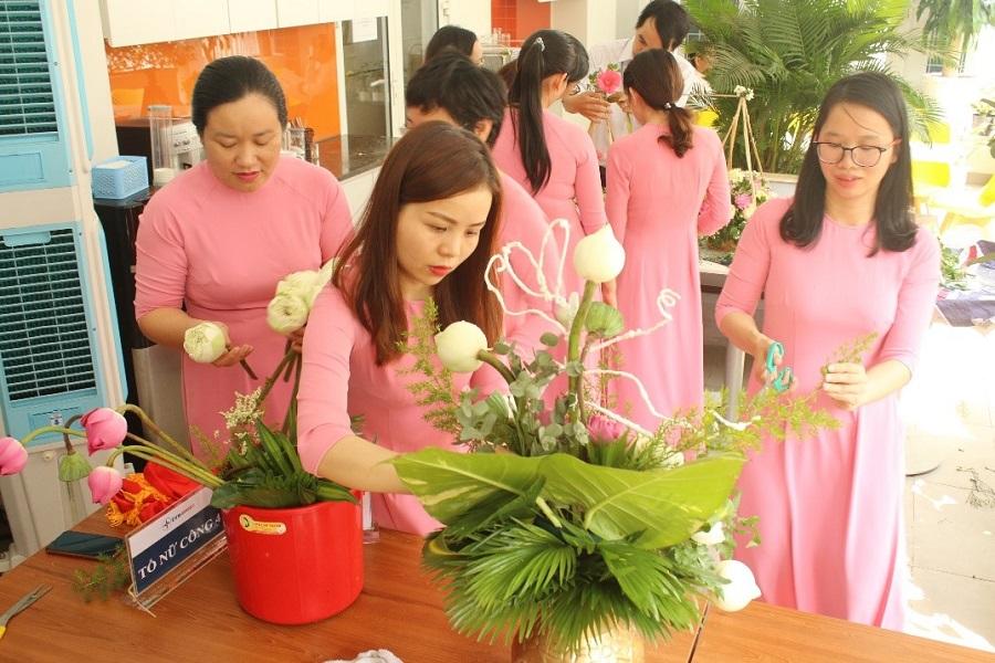 Phụ nữ EVNGENCO3 tiếp nối truyền thống các thế hệ nữ anh hùng dân tộc