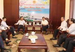 Tháo gỡ vướng mắc các dự án truyền tải điện tại Khánh Hòa