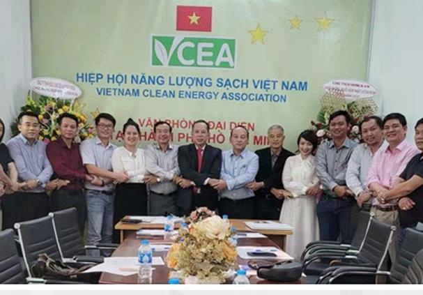 JinkoSolar là hội viên của Hiệp hội Năng lượng Sạch Việt Nam