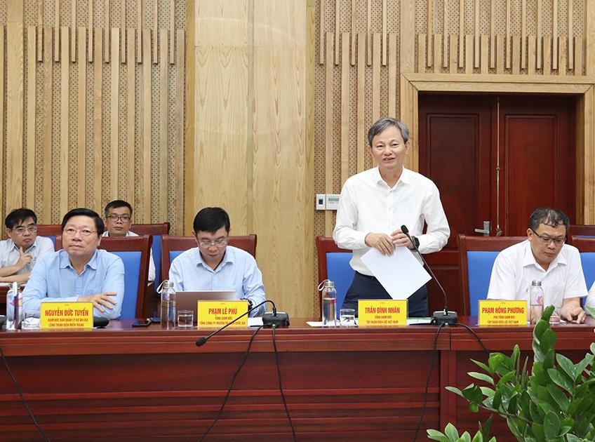 EVN và tỉnh Nghệ An bàn giải pháp tháo vỡ vướng mắc các dự án điện