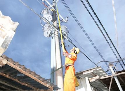 PC Kiên Giang đưa điện về vùng 'lõm' thưa dân