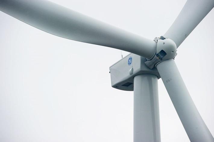 GE cung cấp tua bin và vận hành, bảo dưỡng dự án điện gió Thuận Nhiên Phong