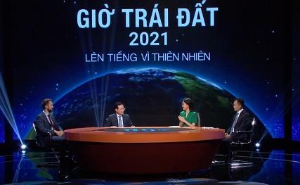 Tọa đàm 'Giờ Trái đất 2021': Năng lượng và khí hậu