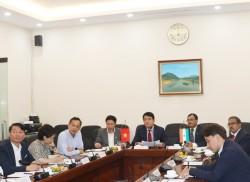 Việt Nam - Ấn Độ: Hợp tác sử dụng NLNT vì mục đích hòa bình đi vào chiều sâu