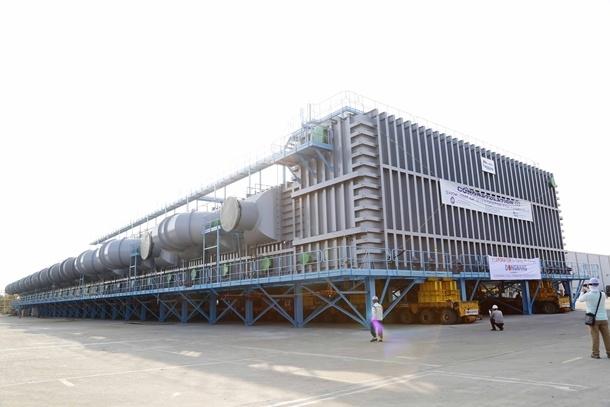 Doosan Vina hoàn thành đơn hàng thiết bị khử mặn cho Ả Rập Xê Út