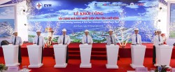 Groundbreaking Vinh Tan 4 Thermal Power Project Extension