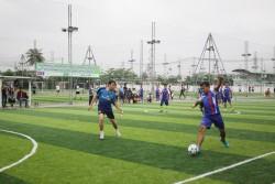Đoàn Thanh niên PTC2 tổ chức giải bóng đá truyền thống