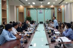 KfW kiểm tra tình hình thực hiện dự án điện tại Việt Nam