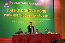 PVFCCo dự kiến chia cổ tức 10% trong năm 2019