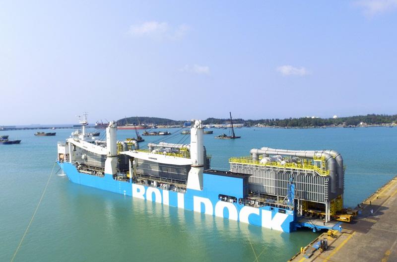 Doosan Vina xuất khẩu thiết bị khử mặn đến Vương quốc Bahrain