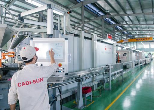 CADI-SUN: 35 năm xây dựng và phát triển