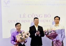 VNPOLY bổ nhiệm hai Phó Tổng Giám đốc mới