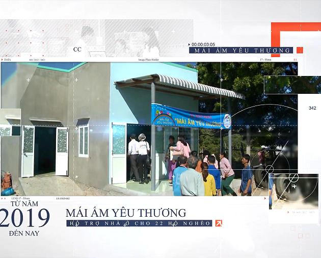 EVNGENCO3: Mái ấm yêu thương làm ấm lòng người nghèo Bình Thuận