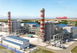 Khởi động dự án Nhà máy điện Cà Mau 3