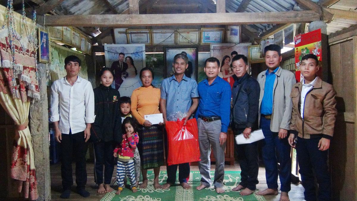 Than Dương Huy: Ủng hộ đồng bào miền Trung và hỗ trợ gia đình CBCNV bị ảnh hưởng bởi mưa lũ