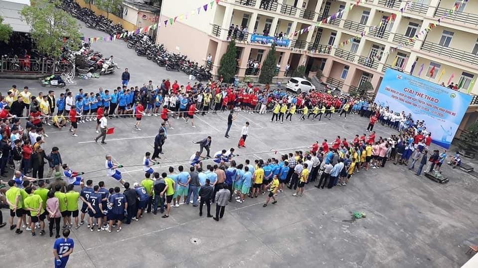 Công ty than Uông Bí: Sôi nổi Giải thể thao chào mừng 84 năm ngày Truyền thống công nhân Vùng mỏ - Truyền thống ngành Than