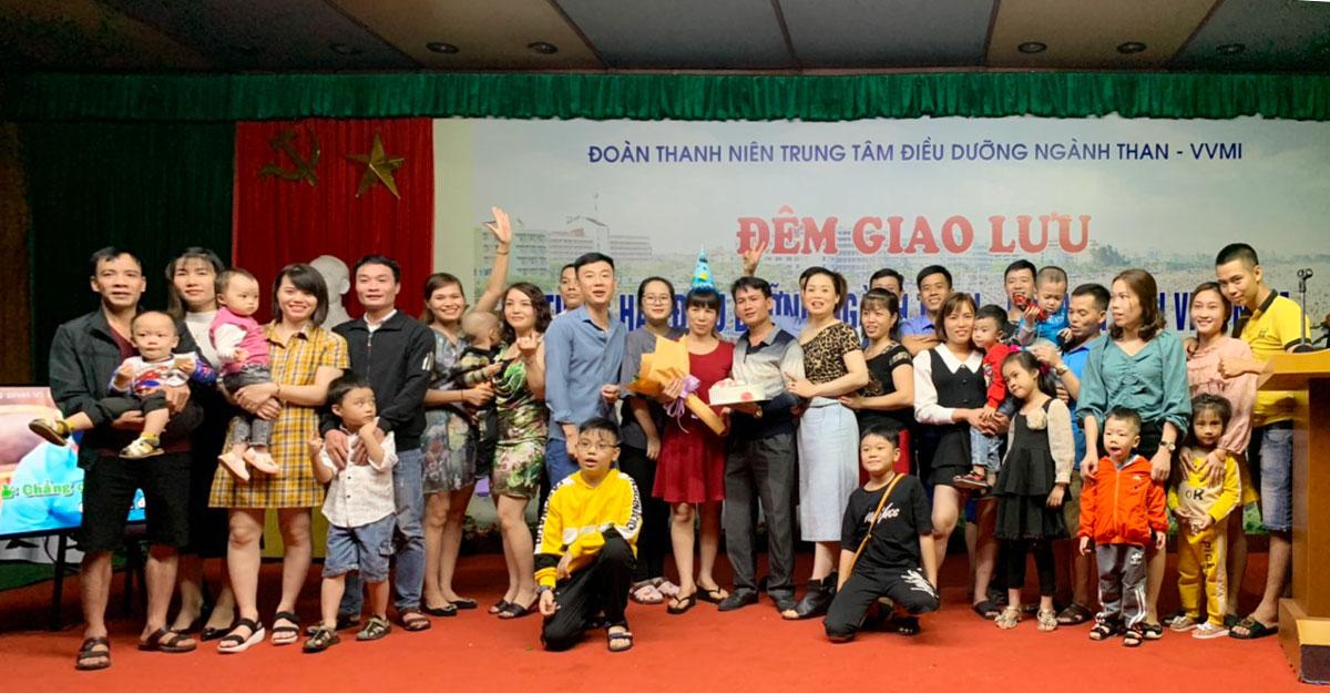 Than Dương Huy: Nhiều hoạt động ý nghĩa nhân dịp Kỷ niệm 84 năm ngày Truyền thống công nhân Vùng mỏ - Truyền thống ngành Than