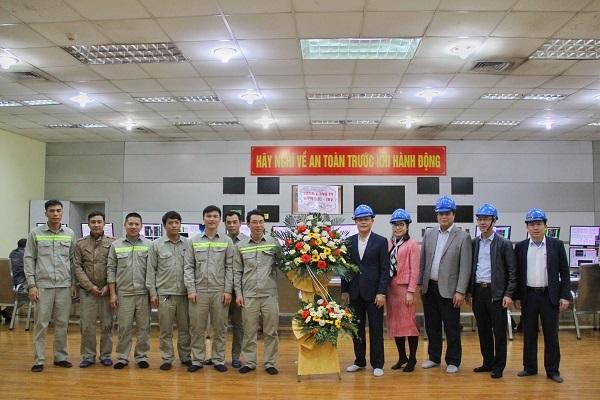 Nhiệt điện Cẩm Phả hoàn thành kế hoạch 2020 đạt 3,6 tỷ kWh điện
