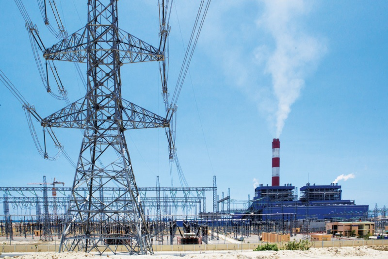 Unit#1 of Thai Binh 1 Thermal Power Plant has synchronized with the National Power System