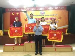 Quacontrol đạt thành tích cao trong Giải cờ phong trào