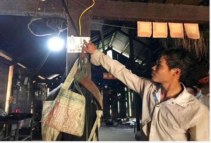 100% thôn, bản huyện Văn Bàn (Lào Cai) có điện lưới quốc gia