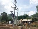 Bản Ten Ư (Sơn La) có điện lưới quốc gia