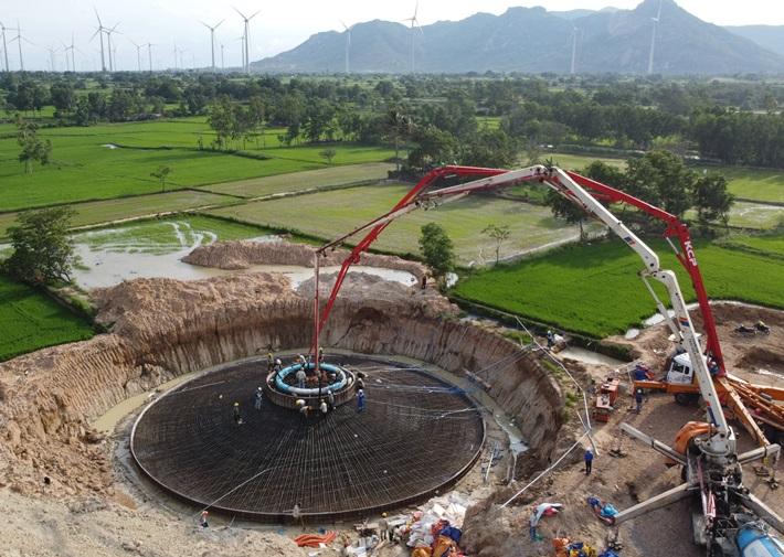 IFC tài trợ 57 triệu USD cho 2 dự án điện gió tại Bình Thuận và Ninh Thuận