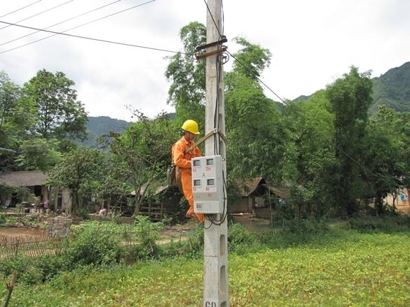 Mừng công dự án cải tạo lưới điện nông thôn tỉnh Lai Châu và Điện Biên