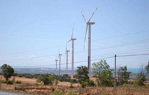Sóc Trăng có 3 vùng quy hoạch phát triển điện gió