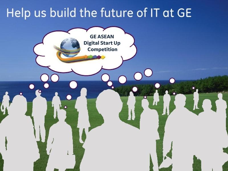 GE khởi động cuộc thi ASEAN Digital Start Up 2017