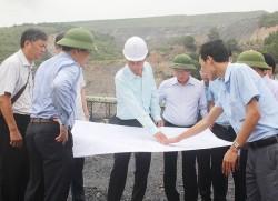 Đẩy nhanh tiến độ Trung tâm chế biến và kho than vùng Hòn Gai