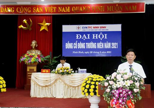 NBP tổ chức Đại hội đồng cổ đông thường niên năm 2021