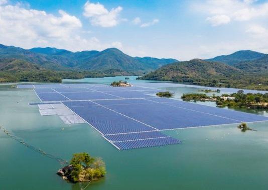 Chấp thuận đầu tư dự án điện mặt trời KN Ialy - Gia Lai