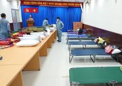EVNGENCO 3: Gần 800 CBCNV cắm trại tập trung phòng dịch, đảm bảo sản xuất điện