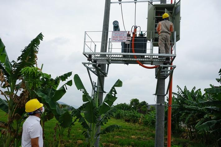 PC Nghệ An: Nhiều phương án đảm bảo cấp điện mùa nắng nóng
