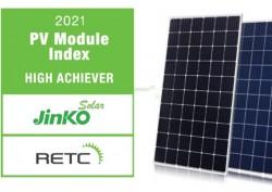 RETC tiếp tục công nhận JinkoSolar là 'Đơn vị đạt thành tích cao'